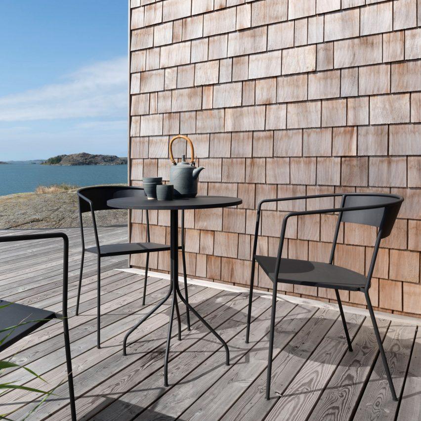Arholma chair by Alexander Lervik for Skargaarden