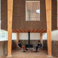 Thomas Randall-Page transforms Devon barn into light-filled artist's studio