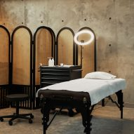 Williamsburg tattoo parlour Atelier Eva is designed to feel like a spa