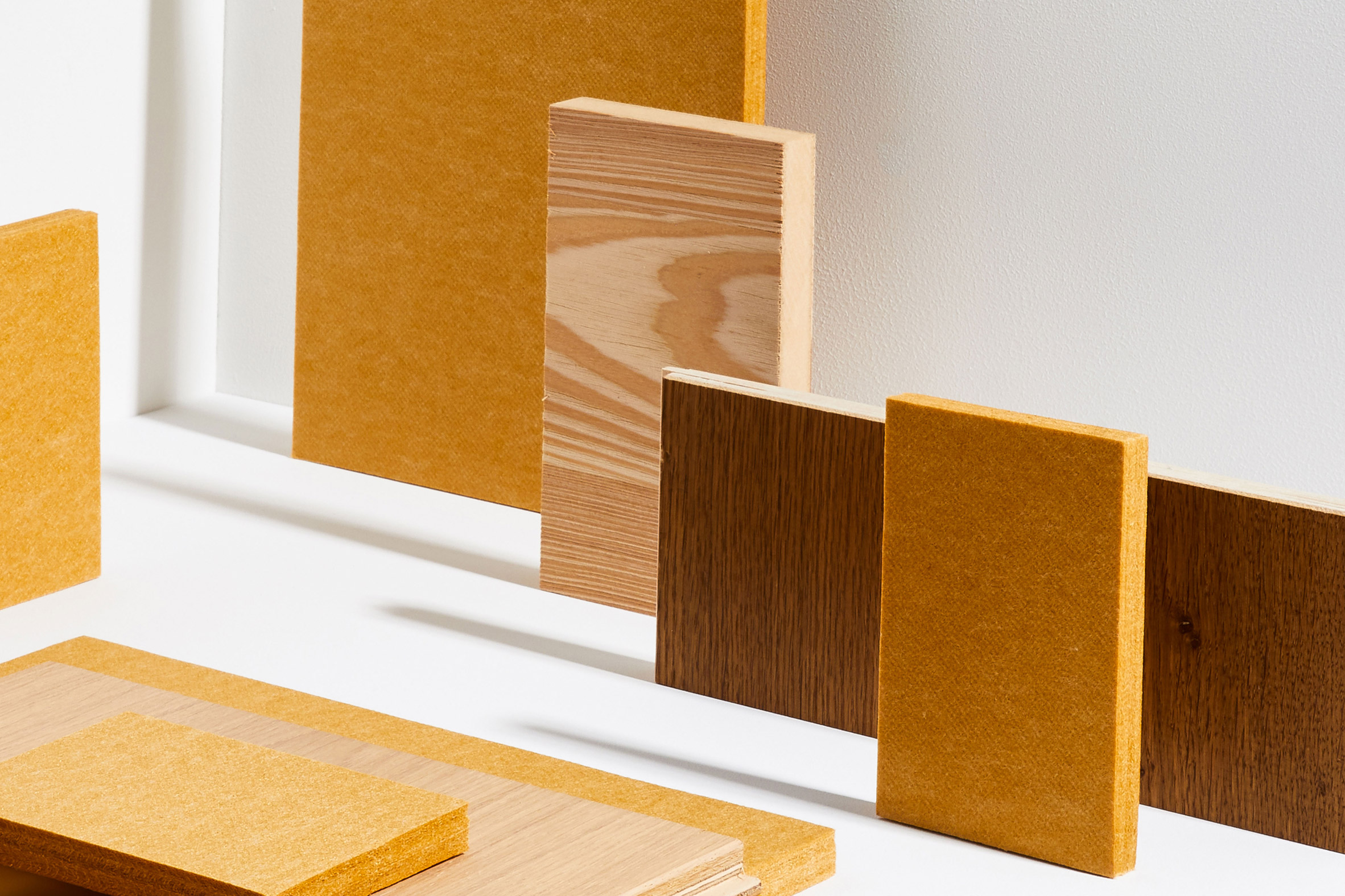 Beehive acoustic panel