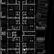 Second floor plans of BAI-HA