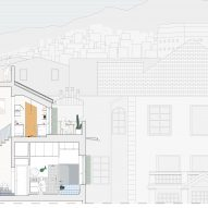 Casa ai Bailucchi by llabb section one