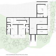 Main level plans