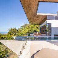 Casa Bell-Lloc overlooks the Pacific Ocean