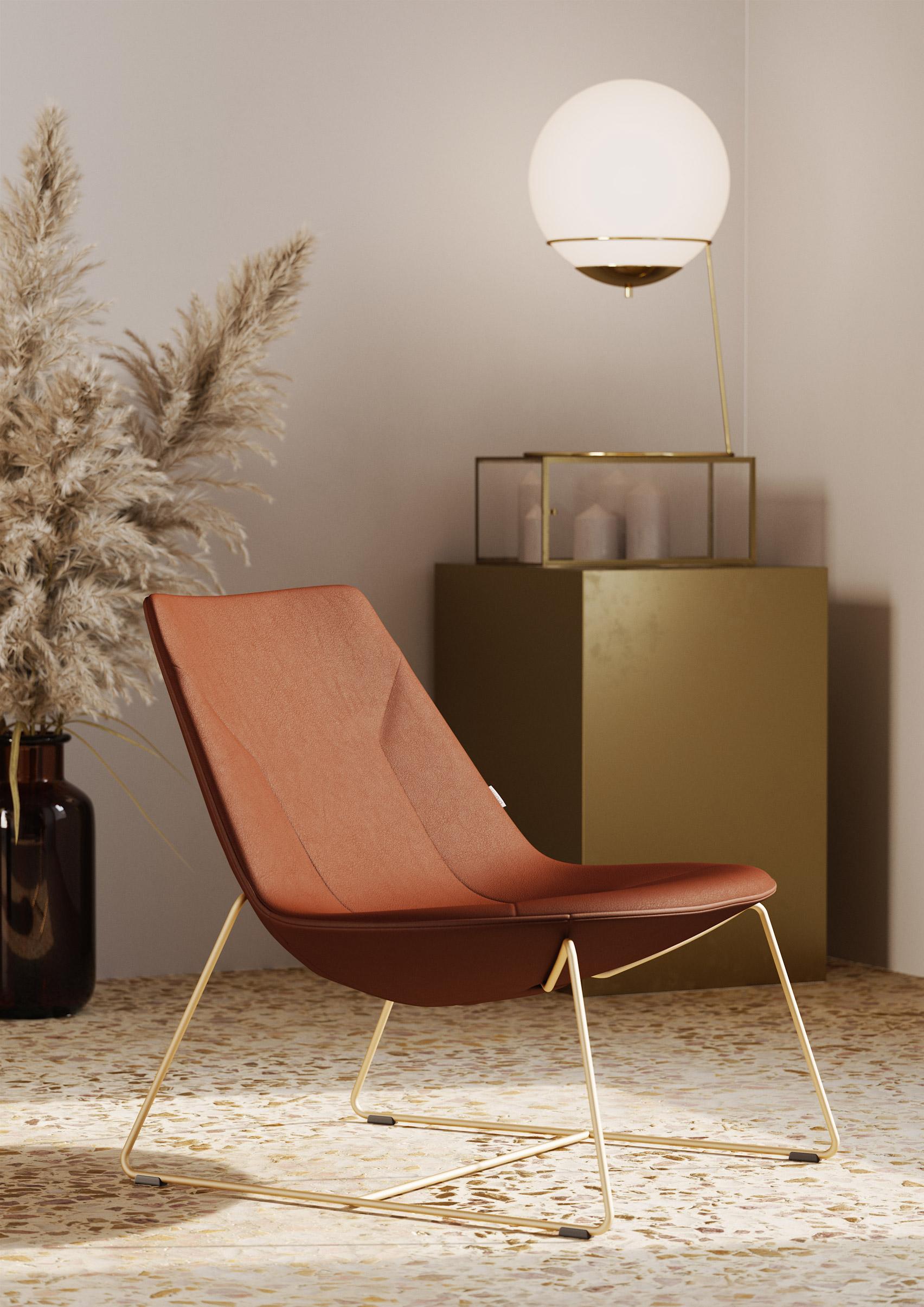Christophe Pillet designs chair for Profim