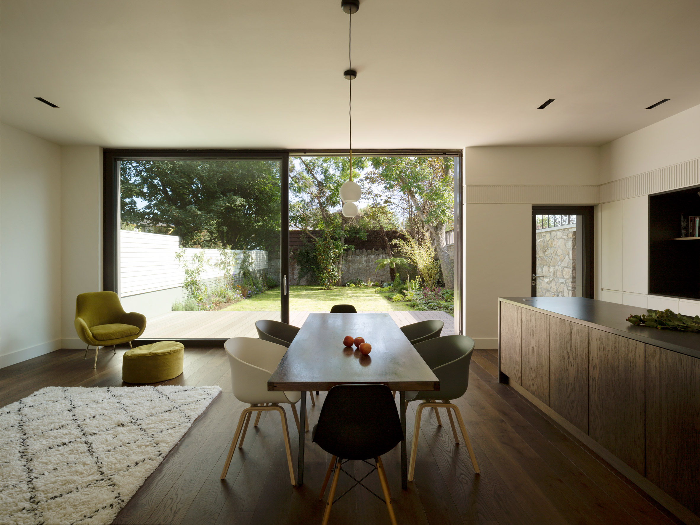 Kitchen of Corner House by Studio 304