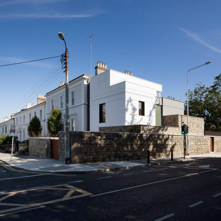 Street view of Corner House by Studio 304