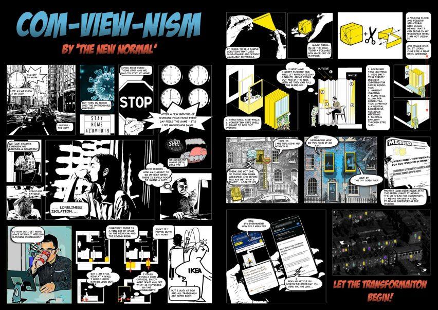 Davidson Prize shortlist: Com-view-nism