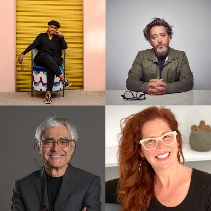 Dezeen Awards 2021 judges