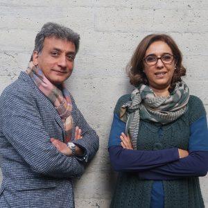 Dezeen Awards 2021 judges Gupta & Madhavji