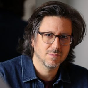 Dezeen Awards 2021 judge Oliver Manzi