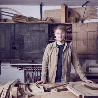 """""""We are already carbon negative by some long stretch"""" says furniture maker Sebastian Cox"""
