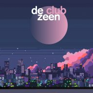 Dezeen announces plans for first Dezeen Club event at a virtual rooftop bar