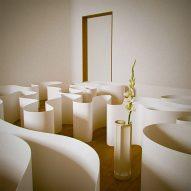 Enzo Mari, Bambu 3084B (vase) from 1969