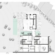 Drawing Cork Trees House