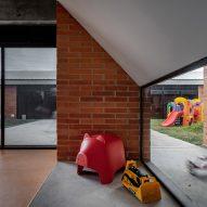 El Povenir Children Center by Taller Sintesis
