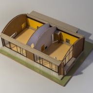 A render of the children's centre