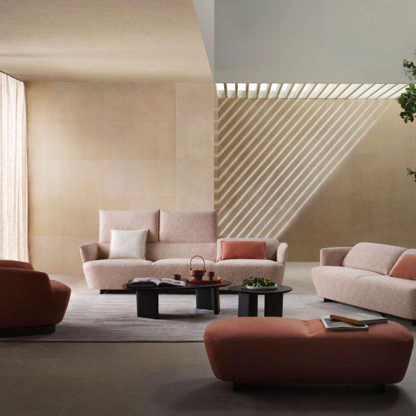 Fleur sofa by King Living