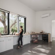 Foo by The Ranch Mine has an open-plan kitchen