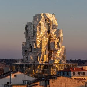 Frank Gehry's twisted Luma Arles tower set to open in June