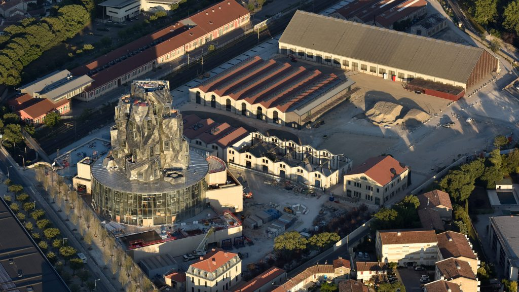 """Commenter says Frank Gehry's Luma Arles arts tower is """"exciting, daring and brave"""""""