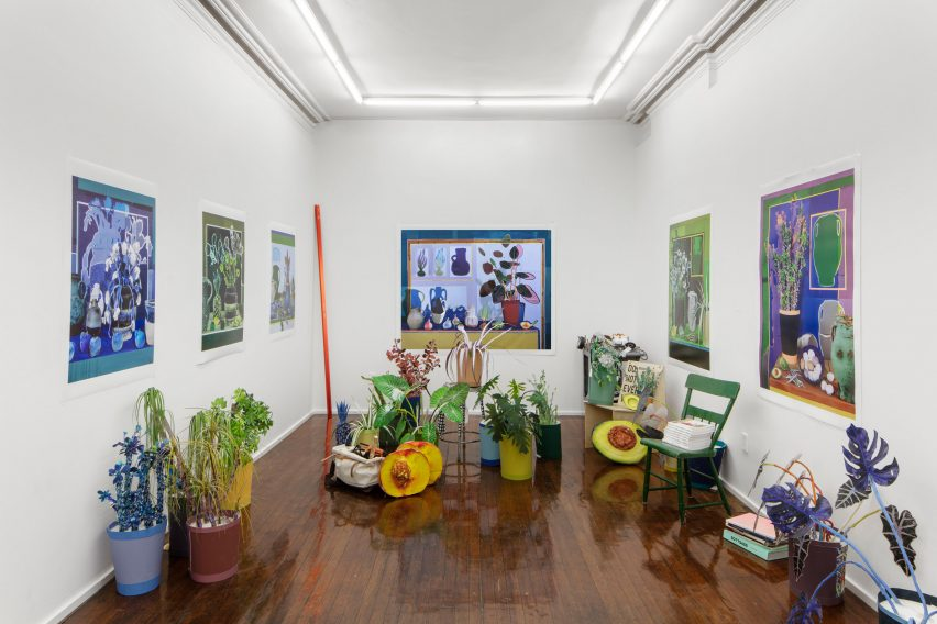 The live-work space is in Brooklyn