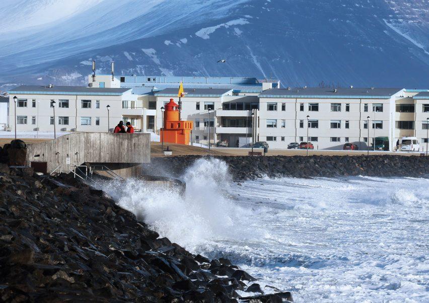 Guðlaug Baths by Basalt Architects