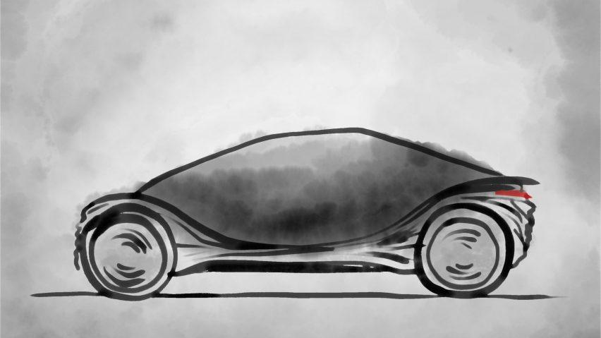 Thomas Heatherwick Studio electric car