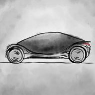 Sketches reveal concept for Heatherwick Studio's electric car
