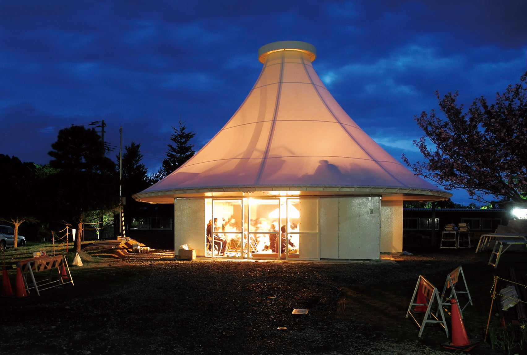 Shichigahama Home-for-All by Tetsuo Kondo Architects