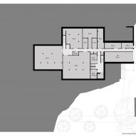 Ibstock Place School Refectory in Roehampton by Maccreanor Lavington