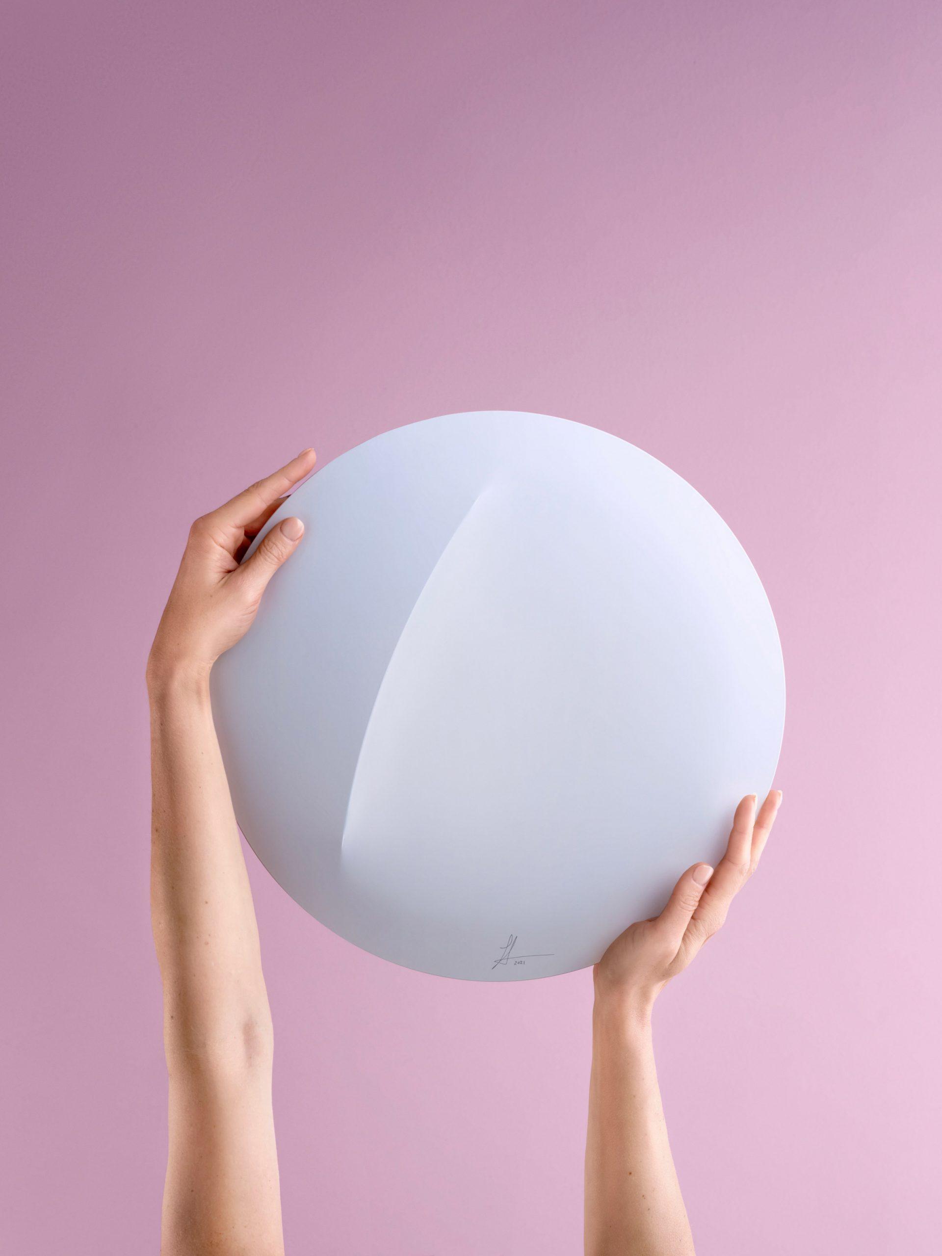 Sabine Marcelis wall light for IKEA Art Event 2021
