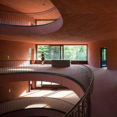 INES innovation centre by Pezo von Ellrichshausen