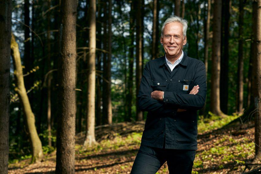 Swiss curator Klaus Littmann