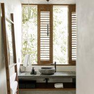Em-Estudio designed the holiday home in Oaxaca
