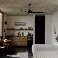 Bedroom interior design by Gala Sánchez-Renero