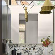 Neutral interior tones by Britt Design Group