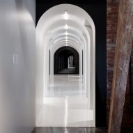 White and dark corridors can be seen together