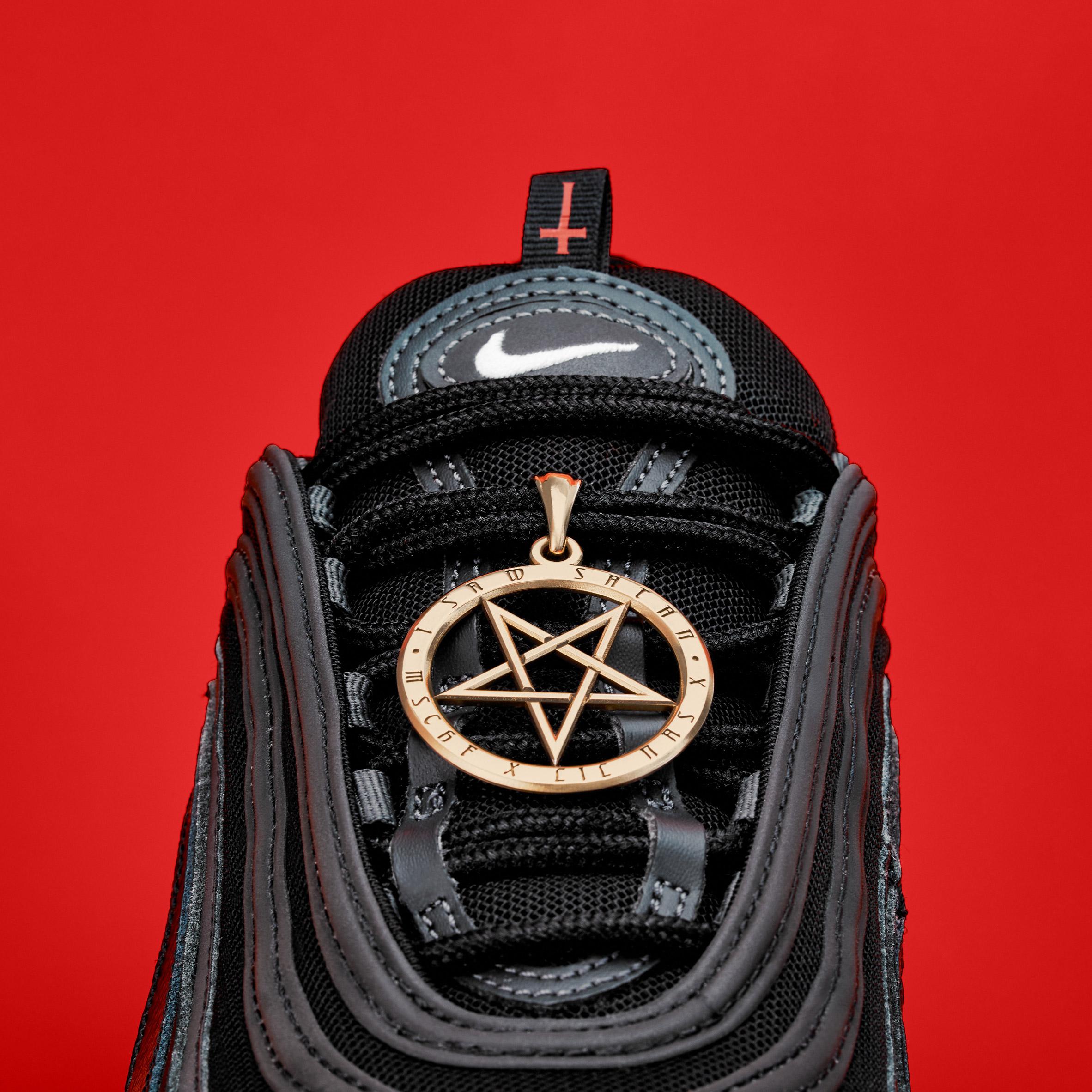 Nike sues MSCHF over trademark infringement
