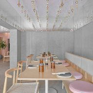 Lucky Chan restaurant in Bangalore by MAIA Design Studio