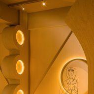 Ya Space! furniture showroom in Hangzhou