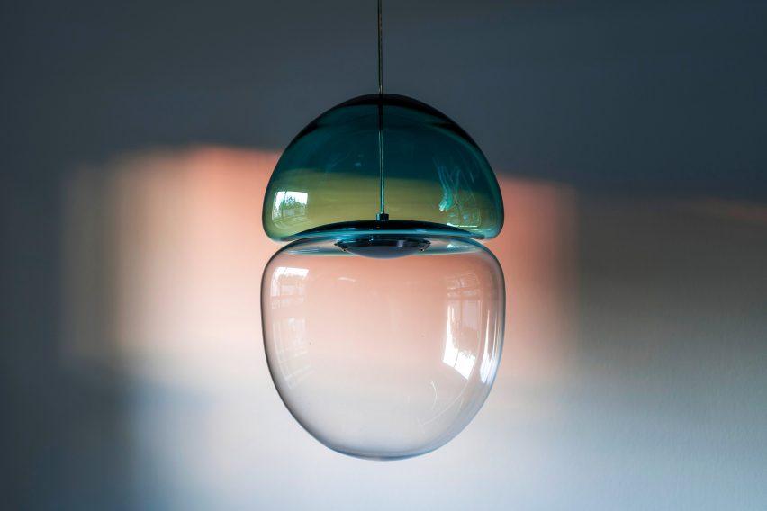 Dew & Drop light by Ocrum Studios