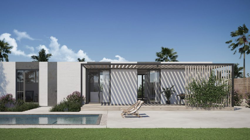 Mighty Buildings have announced plans for the 3D-printed homes