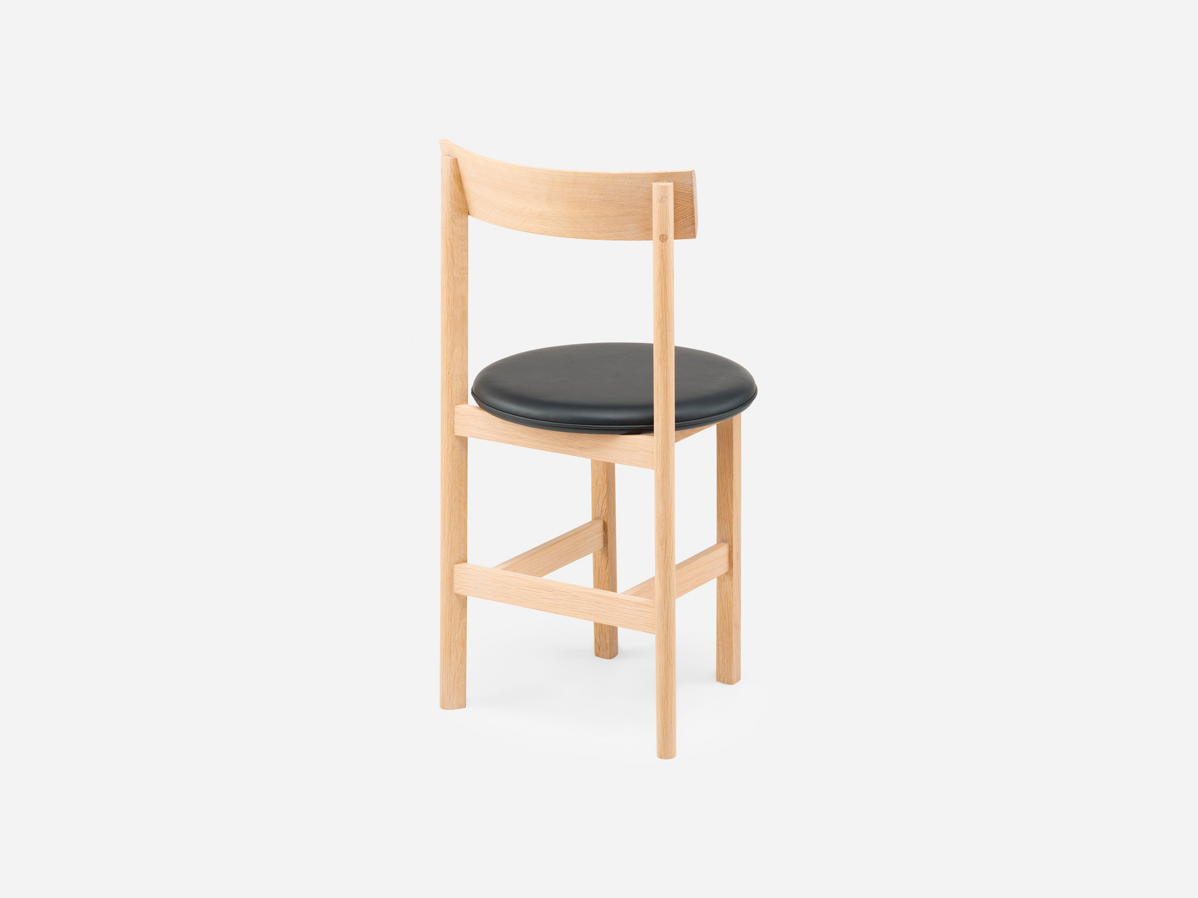 It is finished in a pale wood by Neri&Hu