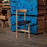 De La Espada launches Petit dining chair by Neri&Hu