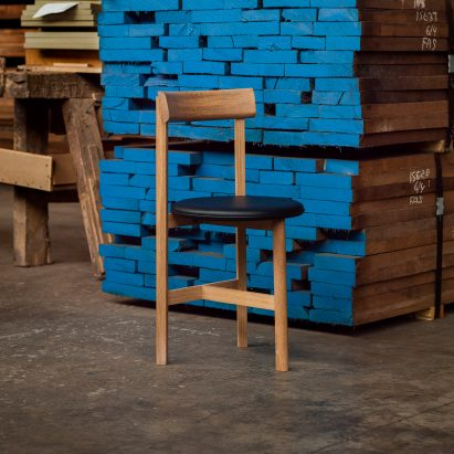 Petit dining chair by Neri&Hu for De La Espada