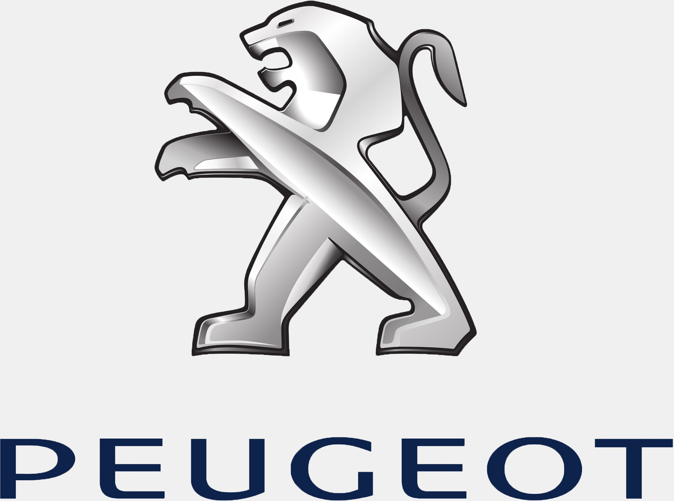 Peugeot old logo