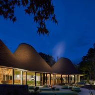 PokoPoko Clubhouse at Risonare Hotel in Japan by Klein Dytham architecture