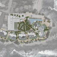 Masterplan of Punta Majahua