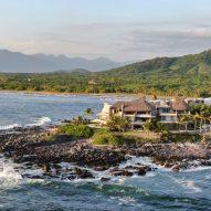 Coastline views of Punta Majahua